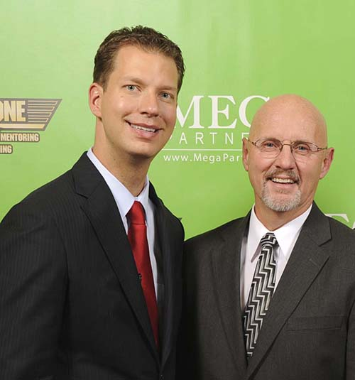 JT Foxx and Michael Baum